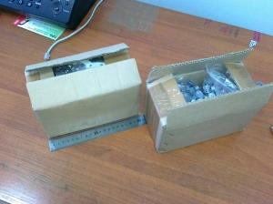 Свинцовые пломбы 10мм. 244 шт. в кг. ДСТУ 2803-94 (ГОСТ 30269-95)