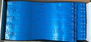 Виниловые браслеты 16 мм