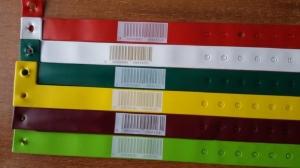 Виниловые браслеты 19 мм