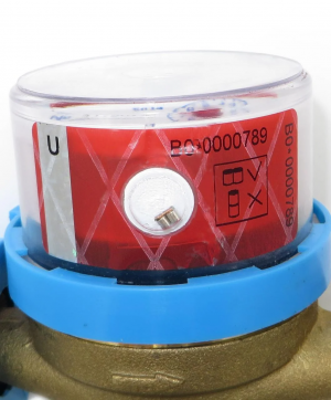Индикатор магнитного воздействия ИМП МС 100мТс - номерная антимагнитна пломба СИЛМАГ